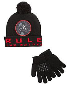 Star Wars Little Boys 2-Pc. Kylo Ren Hat & Gloves Set