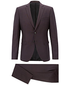 BOSS Men's Extra-Slim Fit Suit