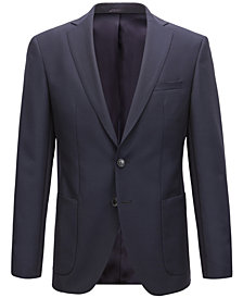 BOSS Men's Extra-Slim Fit Blazer