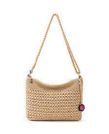 The Sak Casual Classic Crochet Mini Bag