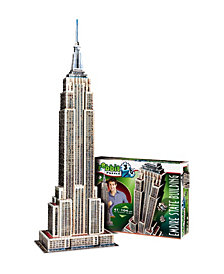 Wrebbit 3D - 2007 Empire State Building 3D Puzzle