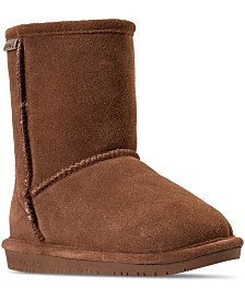 BEARPAW Emma Boots Little Girls (11-3) & Big Girls (3.5-7)