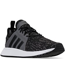 new style 0673f 10b85 adidas Boys XPLR Casual Athletic Sneakers from Finish Line