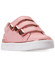 10b25078e1b1 Vlado Little Girls  Mila Casual Sneakers from Finish Line