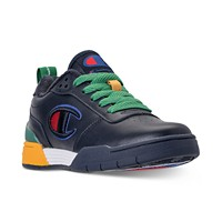 Champion Boys' Court Classic Athletic Sneakers from Finish Line