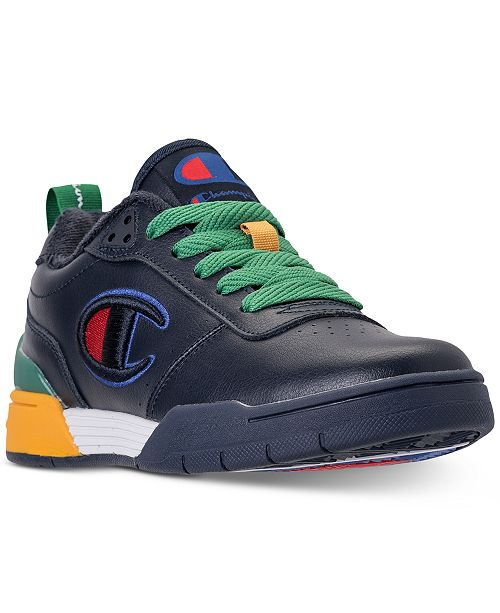 71631b335b6 Champion Boys  Court Classic Athletic Sneakers from Finish Line ...