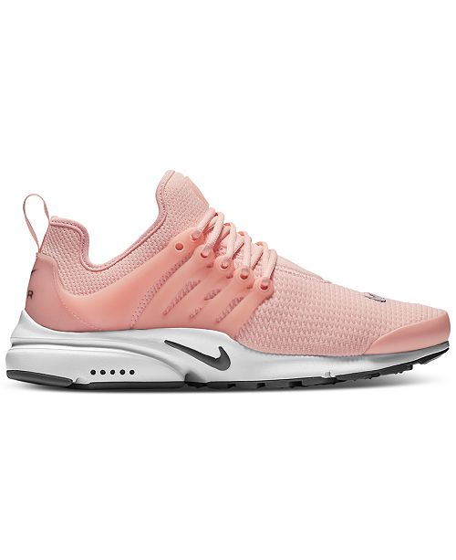 Nike Women s Air Presto Running Sneakers from Finish Line   Reviews ... 2a51f5bd4