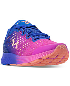 Under Armour Girls' Charged Bandit 4 Running Sneakers from Finish Line