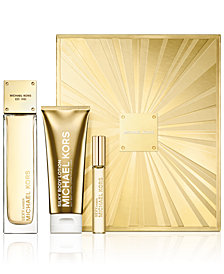 Michael Kors 4-Pc. Sexy Amber Gift Set, A $258 Value