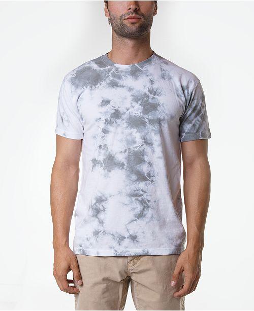Original Paperbacks Men's Cloudy Crystal Wash Tie Dye T-Shirt
