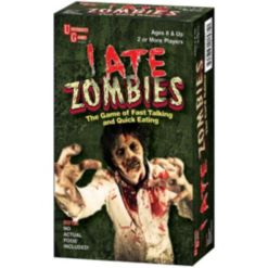 I Ate Zombies Card Game