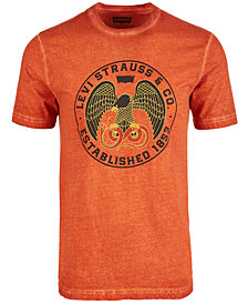 Levi's® Men's Eagle & Brand Graphic T-Shirt