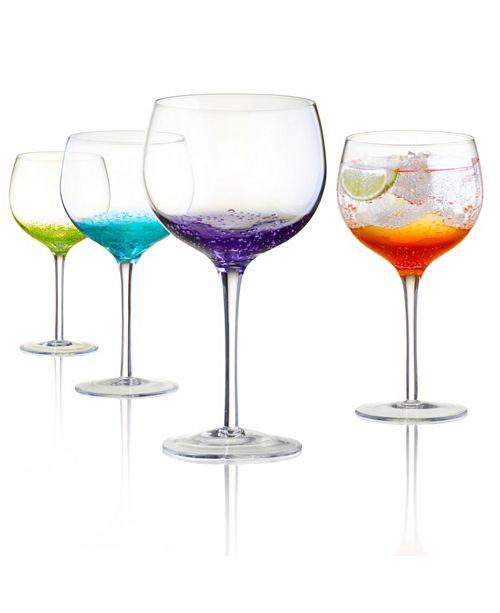 Artland Fizzy Gin Glasses Set of 4
