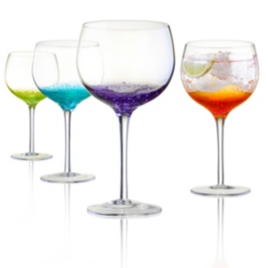 Artland Fizzy Gin Glasses Set of 4