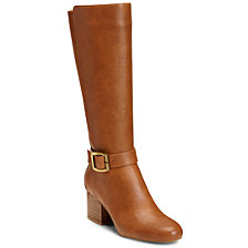 Aerosoles Patience Mid Shaft Boots