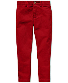 Polo Ralph Lauren Little Boys Slim Fit Stretch Corduroy Pants