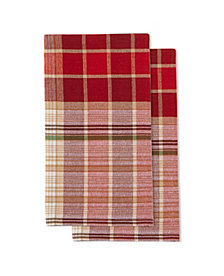 Arlee Holiday Hallmar Napkins, Set of 2