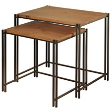 Neela Nesting Table, Quick Ship (Set of 2)