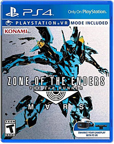 PS4 Zone Of Enders 2Nd Runner