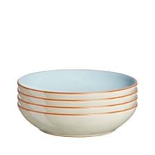 Denby Heritage Pavilion Set of 4 Pasta Bowls
