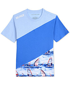 Tommy Hilfiger Little Boys Bernardo Graphic T-Shirt