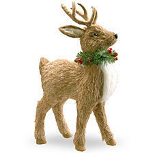 "National Tree 19"" Standing Reindeer"