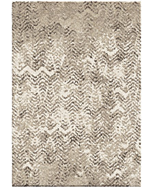 Orian Carolina Wild Agave White Area Rugs