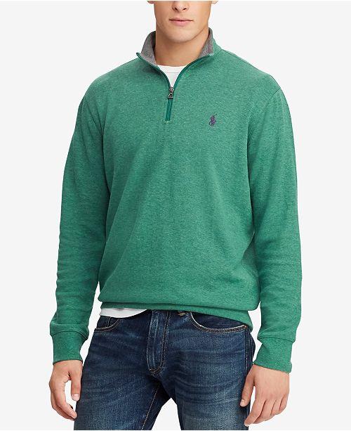 Polo Ralph Lauren Men's Luxury Jersey Pullover