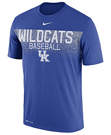 Nike Men's Kentucky Wildcats Team Issue Baseball T-Shirt