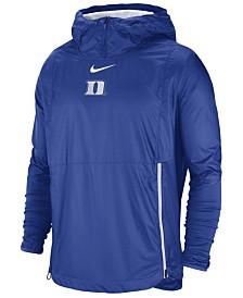 f93fc5586989 Nike Men s Duke Blue Devils Fly Rush Jacket