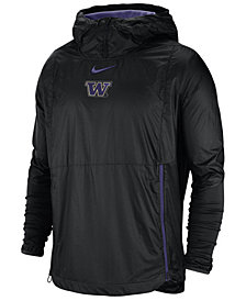 Nike Men's Washington Huskies Fly Rush Jacket