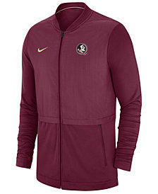 Nike Men's Florida State Seminoles Elite Hybrid Full-Zip Jacket