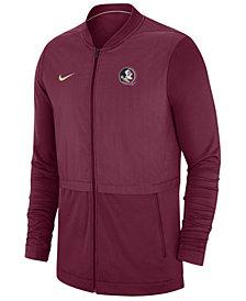 Nike Men's Florida State Seminoles Elite Hybrid Full-Zip Jacket