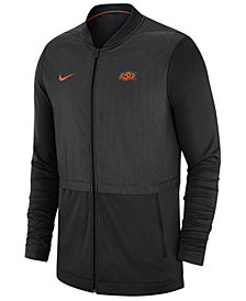 Nike Men's Oklahoma State Cowboys Elite Hybrid Full-Zip Jacket