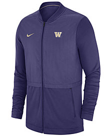 Nike Men's Washington Huskies Elite Hybrid Full-Zip Jacket