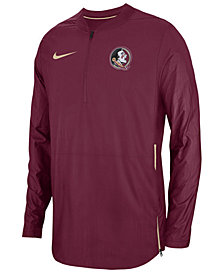 Nike Men's Florida State Seminoles Lockdown Jacket