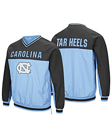 Colosseum Men's North Carolina Tar Heels Windbreaker Pullover Jacket