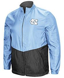 Colosseum Men's North Carolina Tar Heels Halfback Option Reversible Full-Zip Jacket