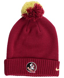 Nike Florida State Seminoles Beanie Sideline Pom Hat