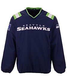 G-III Sports Men's Seattle Seahawks Countback Pullover Jacket