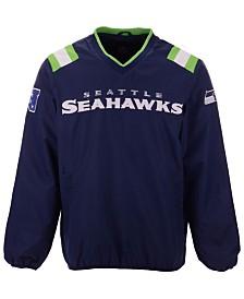 G-III Sports Men's Seattle Seahawks Countback Pullover Jacket