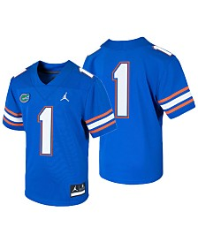 Jordan Florida Gators Replica Football Game Jersey, Little Boys (4-7)