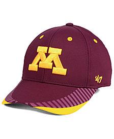 '47 Brand Minnesota Golden Gophers Temper Contender Flex Cap