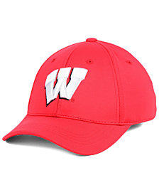 Top of the World Boys' Wisconsin Badgers Phenom Flex Cap