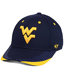 '47 Brand West Virginia Mountaineers Temper Contender Flex Cap