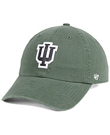 '47 Brand Women's Indiana Hoosiers Glitta CLEAN UP Cap