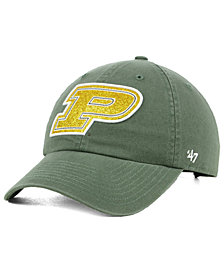 '47 Brand Women's Purdue Boilermakers Glitta CLEAN UP Cap