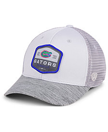 Top of the World Florida Gators Hyjak Mesh Flex Stretch Fitted Cap