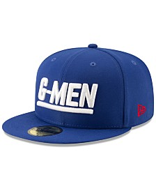 New Era New York Giants Logo Elements Collection 59FIFTY FITTED Cap