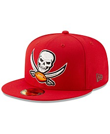Tampa Bay Buccaneers Logo Elements Collection 59FIFTY FITTED Cap